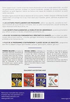 Livres Couvertures de Abdos : musculation et gainage : Plus de 100 exercices et 60 programmes