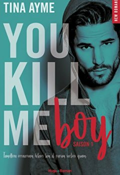 Livres Couvertures de You kill me boy - tome 1