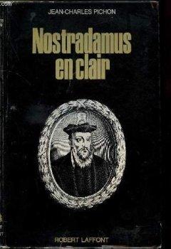 Livres Couvertures de Nostradamus en clair