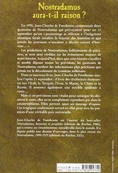 Livres Couvertures de Nostradamus aura-t-il raison ? 11 septembre, Irak, Turquie, épidémie, et la suite...