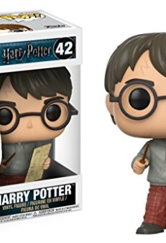 Livres Couvertures de Funko 14936 Figurine POP! Vinyle - Harry Potter - Harry With Marauders Map