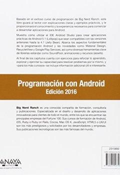 Portada del libro deProgramación Con Android - Edición 2016 (Títulos Especiales)