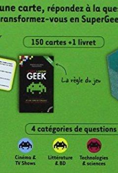 Livres Couvertures de La boîte à culture Geek