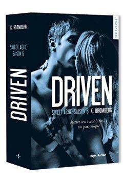 Livres Couvertures de Driven Saison 6 Sweet Ache