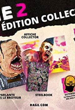 Livres Couvertures de Rage 2 Collector