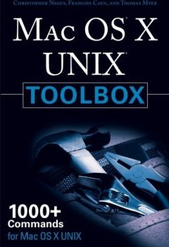 Livres Couvertures de MAC OS X UNIX Toolbox: 1000+ Commands for the Mac OS X 1st edition by Negus, Christopher (2009) Paperback