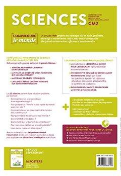 Livres Couvertures de Sciences CM2 (+CD-Rom)