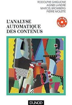 Livres Couvertures de L'Analyse automatique des contenus (+ CD-Rom) - Livre+CD-Rom