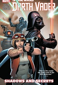 Livres Couvertures de Star Wars: Darth Vader Vol. 2: Shadows and Secrets