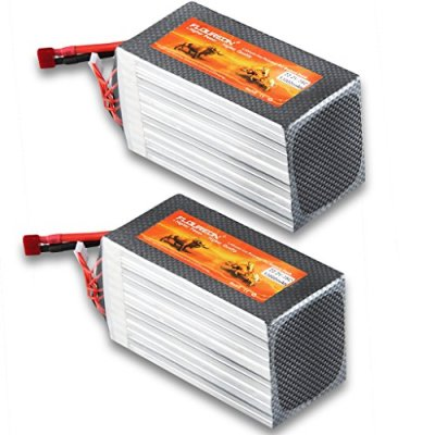Floureon-2pcs-6S2P-222V-13000mAh-35C-Lipo-Battery-53172324-inch-for-RC-Quadcopter-Airplane-Helicopter-Car-Truck-Boat-Hobby-Deans-T-Plug