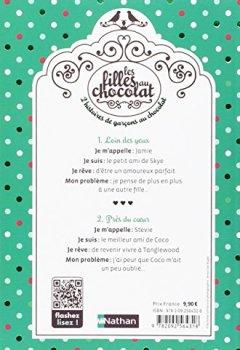 Livres Couvertures de Les filles au chocolat (5)