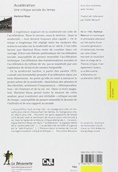 Livres Couvertures de Accélération