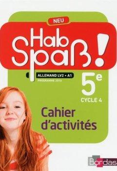 Livres Couvertures de Hab Spaß NEU 5e