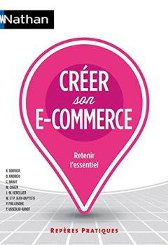 Livres Couvertures de Créer son e-commerce