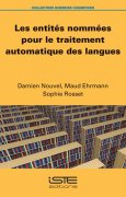 Livres Couvertures de Les entités nommées pour le traitement automatique des langues
