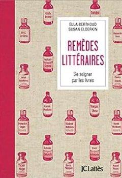 Livres Couvertures de Remèdes littéraires