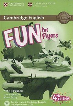 Livres Couvertures de Fun for Flyers Teacher's Book with Downloadable Audio