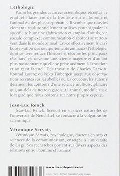Livres Couvertures de L'Ethologie : Histoire naturelle du comportement