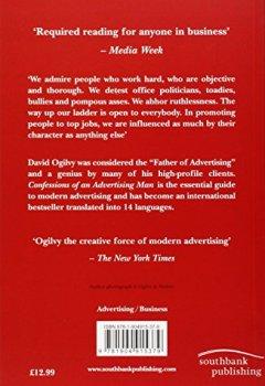Livres Couvertures de Confessions of an Advertising Man