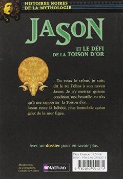 Livres Couvertures de Jason et le défi de la toison d'or