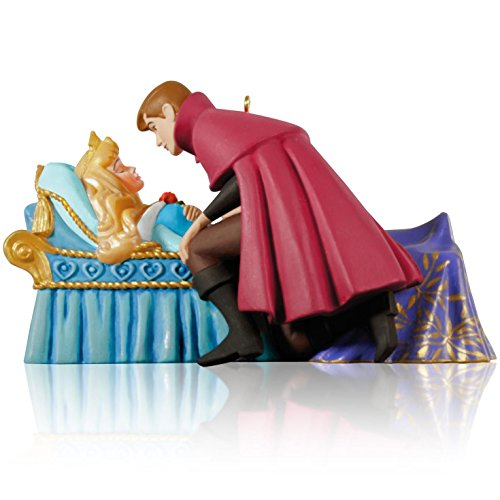 True Love's Kiss - Disney Sleeping Beauty Hallmark Keepsake Ornament