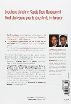 Livres Couvertures de La logistique globale et le Supply Chain Management : Enjeux, principes, exemples