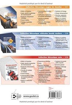 Livres Couvertures de Mécanique automobile : Moteur à combustion interne, 2e édition