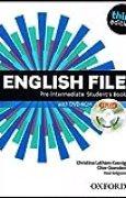 English File Pre-intermediate Student's Book (1DVD)