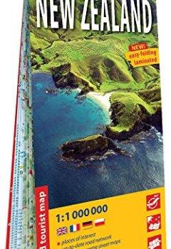Livres Couvertures de Nouvelle-Zélande : 1/1 000 000