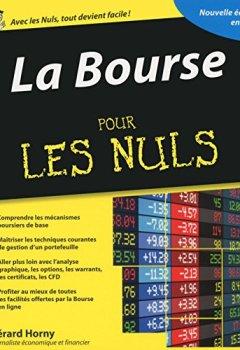 Livres Couvertures de La Bourse pour les Nuls 3e édition