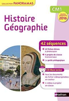 Histoire-Géographie CM1 de Indie Author