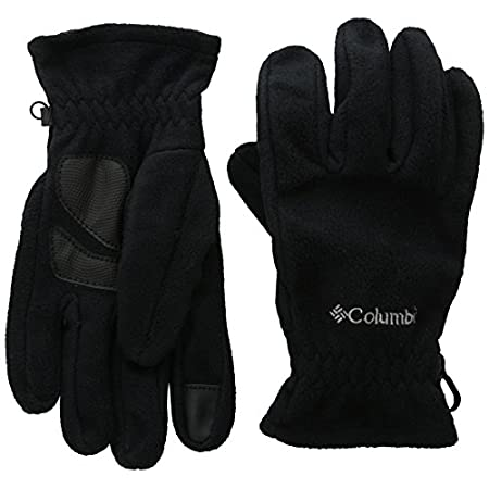 When the temperature plummets, 200 g's of Thermarator fleece with thermal reflective lining and elasticized wrists is your warmest choice. Handy palm patch enhances your grip, while touch screen conductive fingertip keeps you wired in.