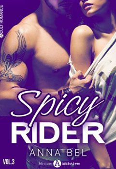 Livres Couvertures de Spicy Rider - 3