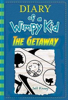 Livres Couvertures de Diary of a Wimpy Kid #12: Getaway
