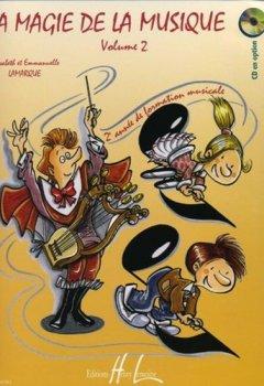 Livres Couvertures de La magie de la musique Volume 2