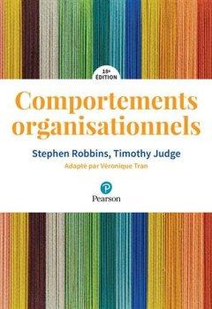 Livres Couvertures de Comportements organisationnels 18e édition