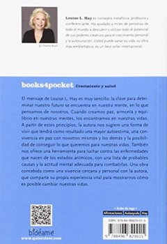 Portada del libro deUsted puede sanar su vida (Books4pocket crec. y salud)