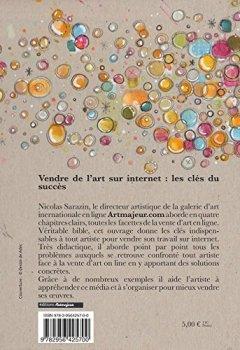 Livres Couvertures de Vendre de l'art sur internet : les clés du succès