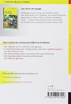 Livres Couvertures de Récits de voyage