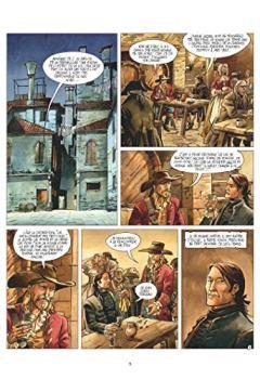 Livres Couvertures de Giacomo C - Retour à Venise - Tome 02: Le Maître d'école