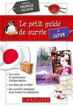 Livres Couvertures de Le petit Guide de survie au Japon