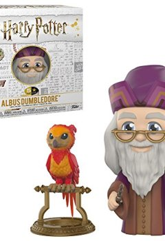 Livres Couvertures de FunKo Figurine Harry Potter - Albus Dumbledore 5 Stars 10cm - 0889698304542