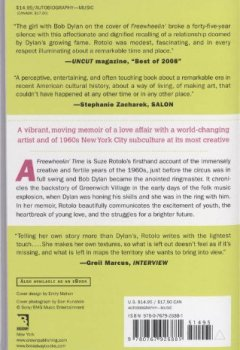 Livres Couvertures de A Freewheelin' Time: A Memoir of Greenwich Village in the Sixties
