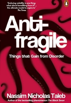 Livres Couvertures de Antifragile: Things that Gain from Disorder