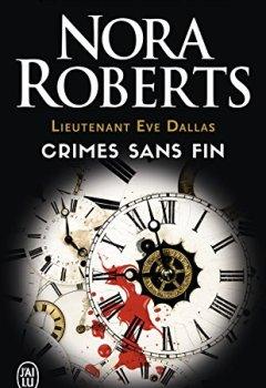 Livres Couvertures de Lieutenant Eve Dallas (Tomes 24.5 et 27.5 et 29.5) - Crimes sans fin