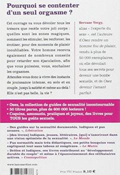 Livres Couvertures de Osez devenir une femme multiorgasmique