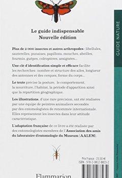 Livres Couvertures de Insectes de France et d'Europe occidentale