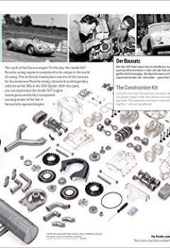 Livres Couvertures de PORSCHE Carrera-Rennmotor: 4-Zylinder Boxermodell vom Typ 547 | Carrera Racing Engine | Ab 14 Jahren