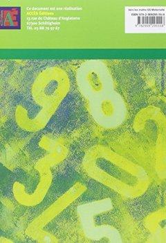 Livres Couvertures de Vers les maths Grande Section