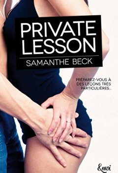 Livres Couvertures de Private lesson